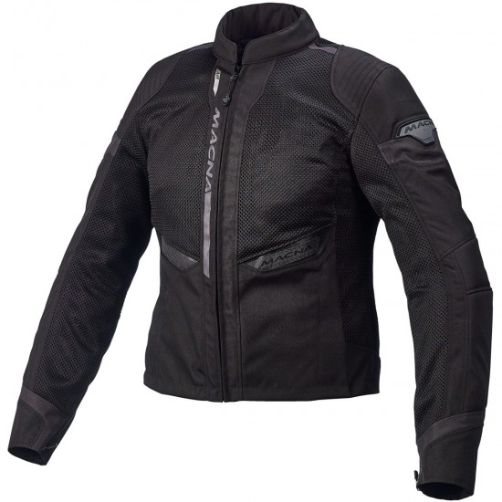 MACNA Event Lady Black Jacket