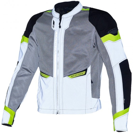MACNA Event Light Grey / Night Eye / Neon Yellow Jacket