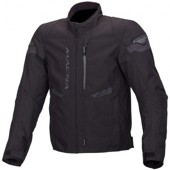 Chaqueta MACNA Traction Black