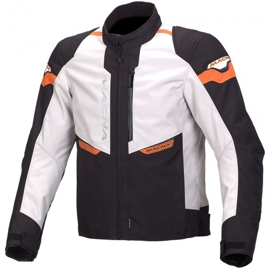 MACNA Traction Black / Light Grey / Orange Jacket