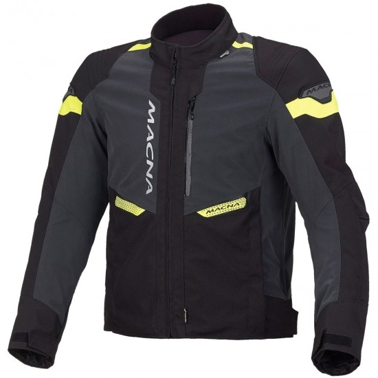 MACNA Traction Black / Night Eye / Neon Yellow Jacket