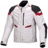 Chaqueta MACNA Traction Light Grey / Black / Red