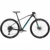 "MONDRAKER Chrono Carbon 29"" 2020 Carbon / Blue Sky / Flame Red"