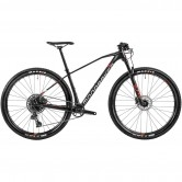 "MONDRAKER Chrono Carbon R 29"" 2020 Carbon / White / Flame Red"