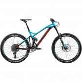 "MONDRAKER Dune R 27,5"" 2020 Black / Blue Sky / Flame Red"
