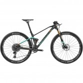 "MONDRAKER F-Podium R Carbon 29"" 2020 Carbon / Green / Orange"