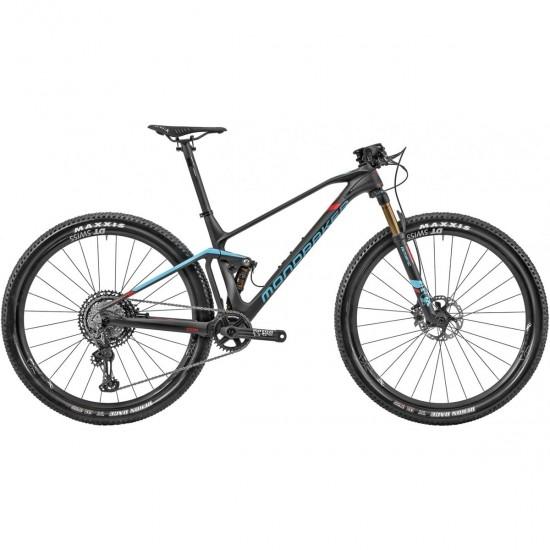 "Bici da montagna MONDRAKER F-Podium RR Carbon 29"" 2020 Carbon / Blue / Red"