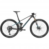 "MONDRAKER F-Podium RR Carbon 29"" 2020 Carbon / Blue / Red"