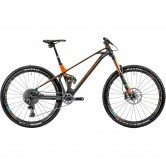 "MONDRAKER Foxy Carbon RR SL 29"" 2020 Carbon / Orange Fox / Green"