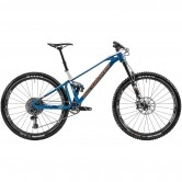 "MONDRAKER Foxy R 29"" 2020 Blue Petrol / White / Orange Fox"