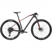 "MONDRAKER Podium Carbon R 29"" 2020 Carbon / Flame Red / Nimbus Grey"
