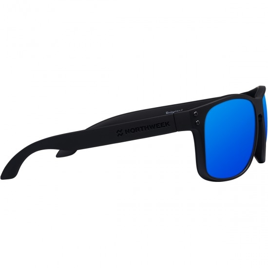 Occhiali da sole NORTHWEEK Bold Black / Blue