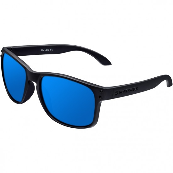 Óculos de sol NORTHWEEK Bold Black / Blue