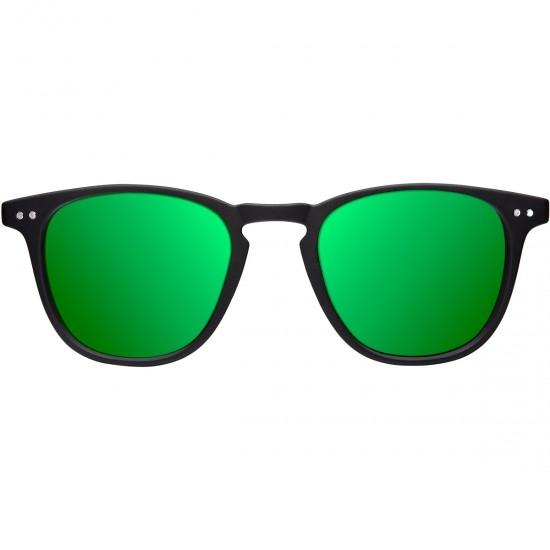 NORTHWEEK Wall Black / Green Mask / Goggle