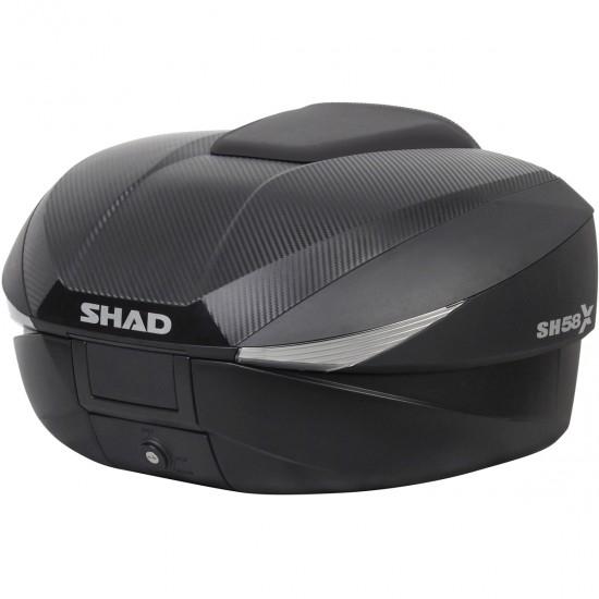 Maleta SHAD SH58X Carbon