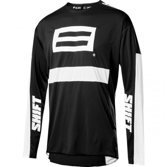 Camiseta SHIFT Black Label G.I.Fro 2020 Black / White