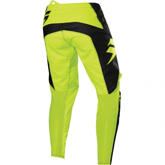 SHIFT White Label Race 2020 Flo Yellow Pant