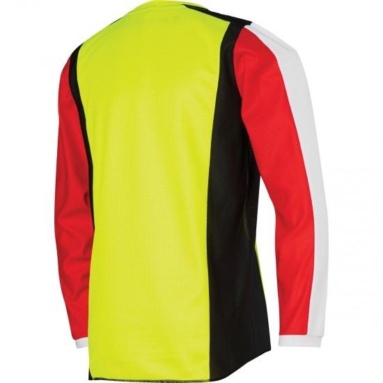 Camiseta SHIFT White Label Race 2 2020 Junior Flo Yellow