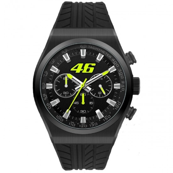 Complemento VR46 Oficial Black / Yellow