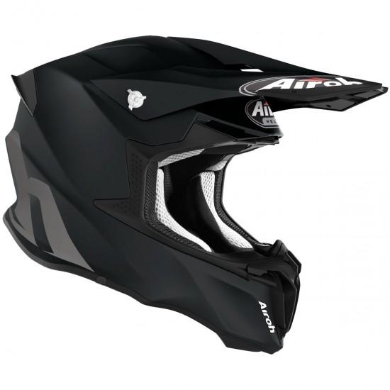 Helm AIROH Twist 2.0 Black Matt