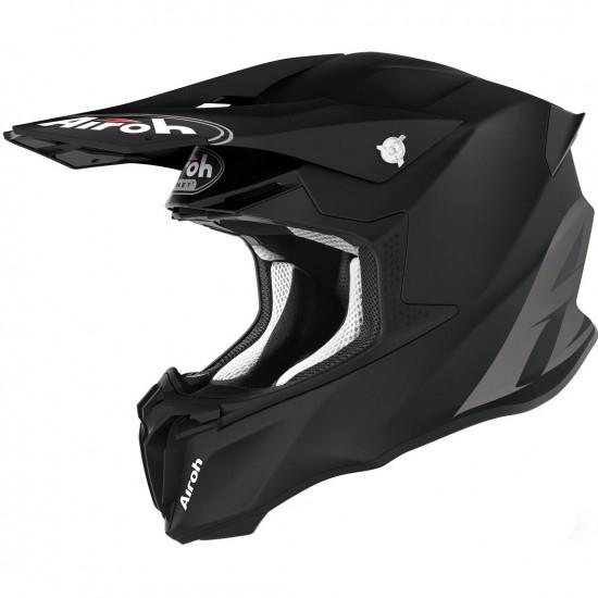 AIROH Twist 2.0 Black Matt Helmet