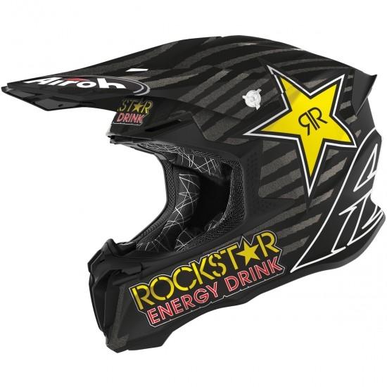 Helm AIROH Twist 2.0 Rockstar 2020 Matt
