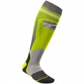 ALPINESTARS 2020 Mx Plus-1 Yellow Fluo / Gray