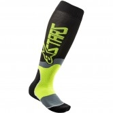 ALPINESTARS 2020 Mx Plus-2 Black / Yellow Fluo