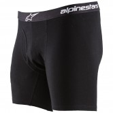 ALPINESTARS Cotton Brief Black