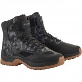 ALPINESTARS CR-6 Drystar Black / Grey / Camo Gum