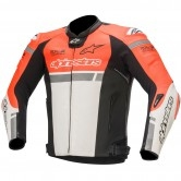ALPINESTARS Missile Ignition for Tech-Air Red Fluo / White / Black