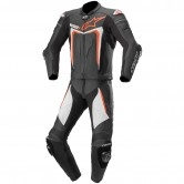 ALPINESTARS Motegi V3 Black / Red Fluo / White