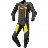 ALPINESTARS Motegi V3 Black / Yellow Fluo / Red Fluo