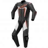 ALPINESTARS Motegi V3 Professional Black / Red Fluo / White