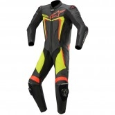 ALPINESTARS Motegi V3 Professional Black / Yellow Fluo / Red Fluo