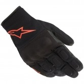 ALPINESTARS S MAX Drystar Black / Red Fluo