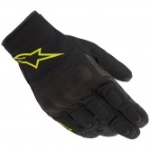 ALPINESTARS S MAX Drystar Black / Yellow Fluo