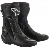 ALPINESTARS SMX Plus V2 Gore-Tex Black / Silver