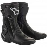 ALPINESTARS SMX Plus V2 Gore-Tex Black / Silver
