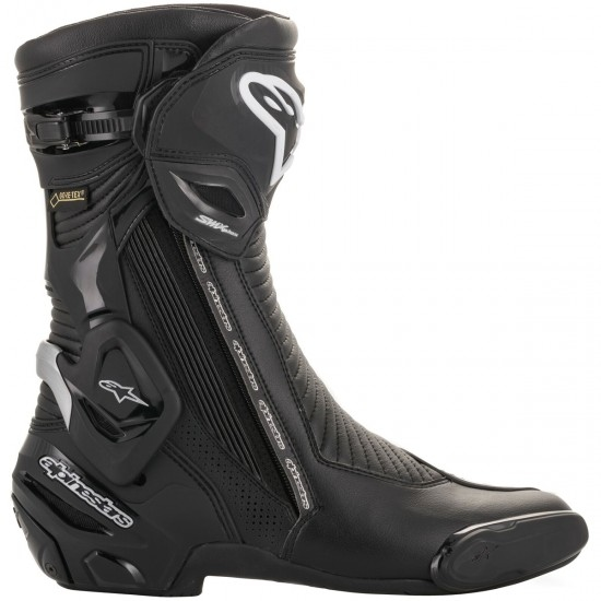 Bottes ALPINESTARS SMX Plus V2 Gore-Tex Black / Silver