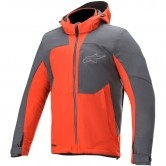 ALPINESTARS Stratos V2 Techshell Drystar Bright Red / Asphalt