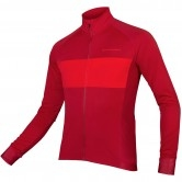 ENDURA FS260-Pro Jetstream L/S II Rust Red