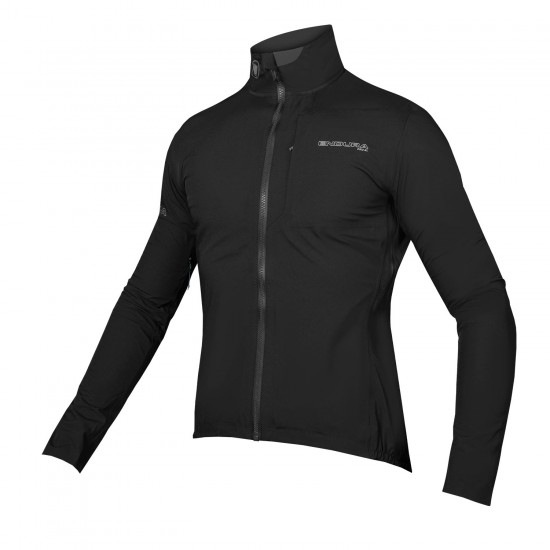 ENDURA Pro SL Waterproof Softshell Black Jacket