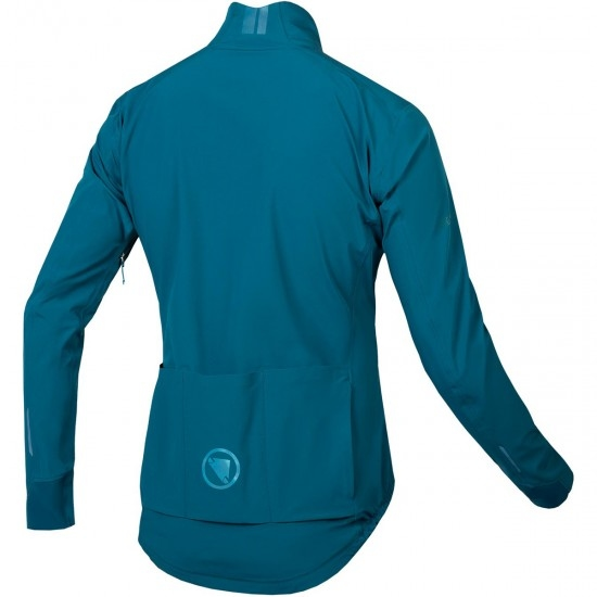Pro SL Waterproof Softshell Kingfisher