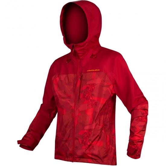 Veste ENDURA SingleTrack Rust Red