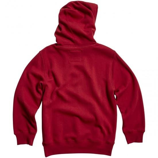 Sweatshirt FOX Charger Junior Cardinal