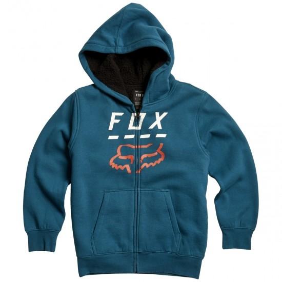 Sweatshirt FOX Highway Sherpa Junior Maui Blue