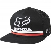 FOX Honda Snapback Black