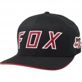 FOX Scramble Flexfit Black