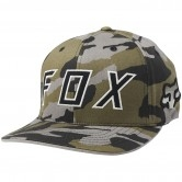 FOX Scramble Flexfit Camo